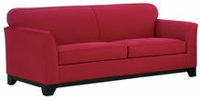Riley Fabric Tight Back Wing Arm Sofa Furniture Collection