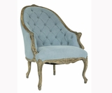 "Robin ""Quick Ship"" Salon Tufted Accent Chair"