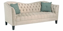 Rose Shelter Arm Tufted Collection