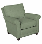 Samantha Traditional Accent Arm Chair