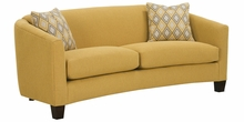 Sarina Contemporary Fabric Upholstered Collection