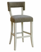 "Schuyler ""Ready To Ship"" Transitional Bar & Counter Height Stool Collection"