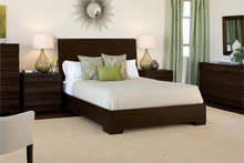 Stratton Wood Bedroom Furniture Collection