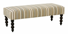 Tamara Fabric Bedroom Bench
