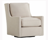"Tamron ""Quick Ship"" 360 Degree Swivel Accent Chair"
