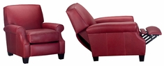 """Tyler """"Designer Style"""" Leather Reclining Chair"""