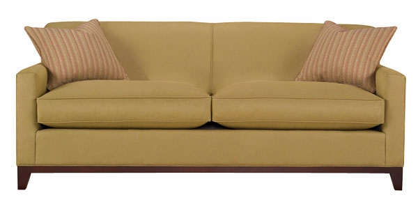Modern Apartment Size Queen Sleeper Sofa  Club Furniture