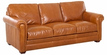 Wayne Deep Seated Leather Sofa