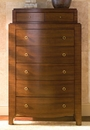 Wendell Collection 7 Drawer Wood Highboy