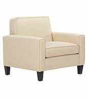 Zoe Contemporary Fabric Chair