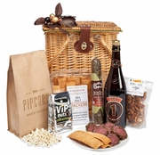 Brooklyn Local Beer & Snack Picnic Basket