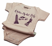 Chelsea Market Baby Shirt Purple