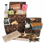 European Treats Gift Basket