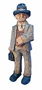 Cowboy Sculpture - Old Doc #15137