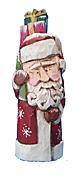 Santa Claus with Christmas Packages #15166