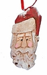 Santa Claus Face Ornament #14057