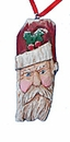Santa Claus Face Ornament #15031
