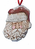 Santa Claus Face Ornament #14110