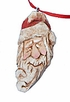Wooden Santa Claus Christmas Ornaments #14050