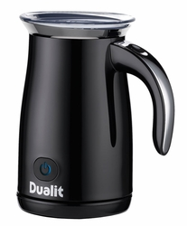 Dualit Black Steel Milk Frother