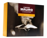 Mauro Classico Ground Coffee  BiPacks (2 x 10  x  250 gr) w/ FREE CUPS