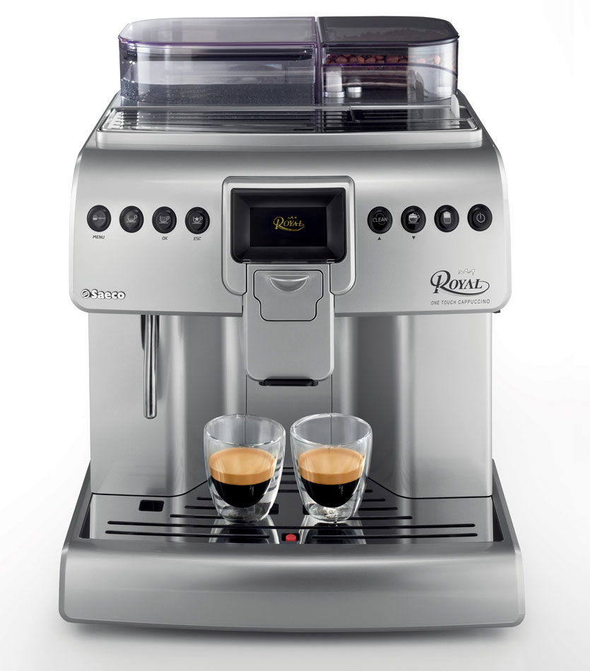 saeco royal professional automatic espresso machine