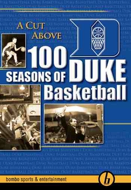100 Seasons of Duke Basketball DVD