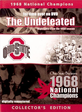 1968 Undefeated: OSU Highlights DVD