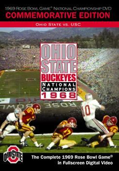 1969 Rose Bowl DVD