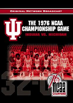 1976 NCAA Championship Game DVD