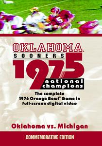 1976 Orange Bowl DVD