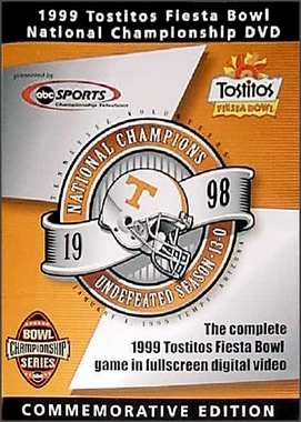 1999 Fiesta Bowl DVD