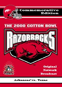 2000 Cotton Bowl DVD