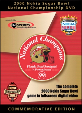 2000 Sugar Bowl DVD