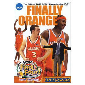 2003 Syracuse - Finally Orange National Champs DVD