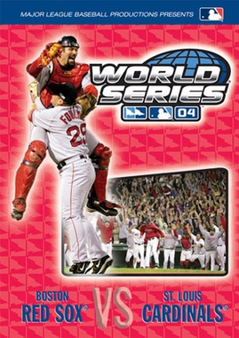 2004 World Series Film - Boston Red Sox vs. St. Louis Cardinals DVD