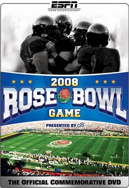 2008 Rose Bowl - USC vs. Illinois DVD