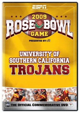 2009 Rose Bowl - USC vs. Penn State DVD