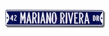 42 Mariano Rivera Dr Street Sign