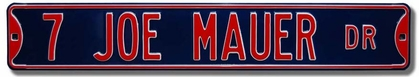 7 Joe Mauer Dr Street Sign