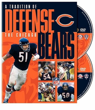 A Tradition of Defense: The Chicago Bears DVD