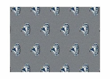 "Air Force 3'10"" x 5'4"" Premium Pattern Rug"