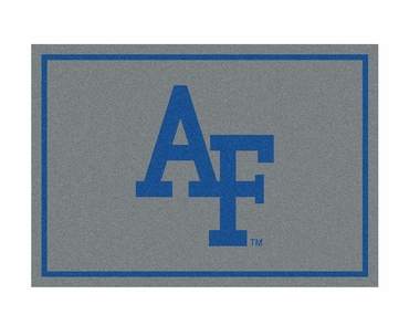 "Air Force 3'10"" x 5'4"" Premium Spirit Rug"