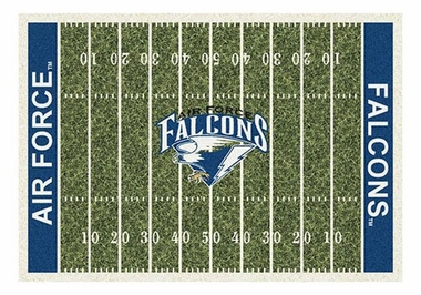"Air Force 5'4"" x 7'8"" Premium Field Rug"