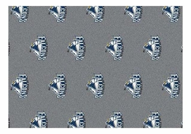 "Air Force 5'4"" x 7'8"" Premium Pattern Rug"