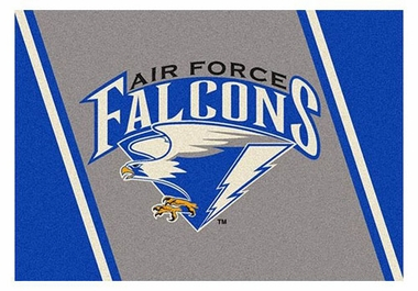 "Air Force 5'4"" x 7'8"" Premium Spirit Rug"