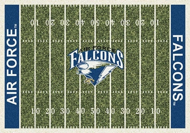 "Air Force 7'8"" x 10'9"" Premium Field Rug"