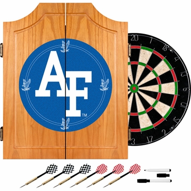 Air Force Complete Dart Cabinet