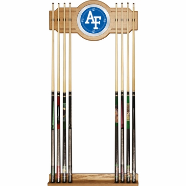 Air Force Cue Rack