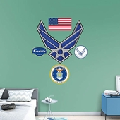 US Air Force Wall Decorations